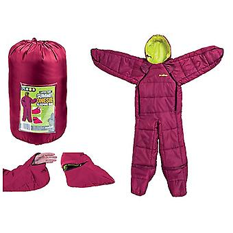 Summit Featherlight Onesie Large Berry