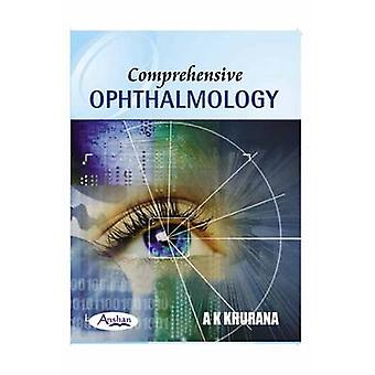 Comprehensive Ophthalmology by A. K. Khurana - 9781905740789 Book