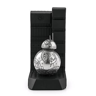 Star Wars Par Royal Selangor 016023R BB8 Pewter Library Bookend