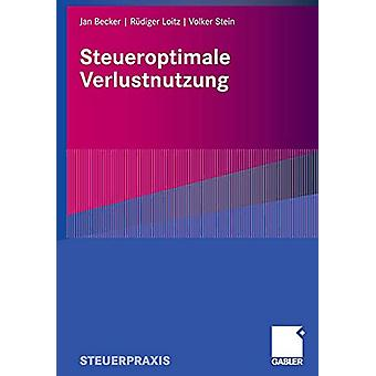 Steueroptimale Verlustnutzung by Jan Becker - 9783834906212 Book