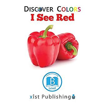 I See Red by Xist Publishing - 9781532410109 Book