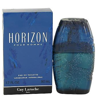 Horizon Eau De Toilette Spray By Guy Laroche 1.7 oz Eau De Toilette Spray