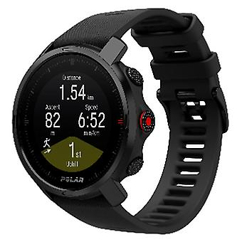 Polar Grit X | Outdoor Watch with GPS and Altimeter| Black