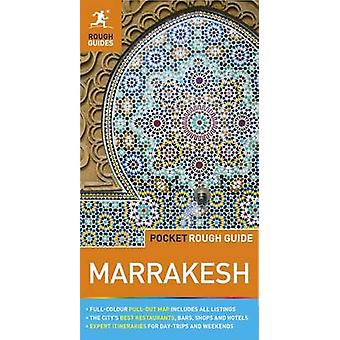 Pocket Rough Guide Marrakesh by Rough Guides - 9780241238561 Book