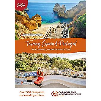 Touring Spain and Portugal - 2020 by Kate Walters - 9781999323646 Book