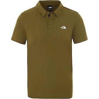 ノースフェイスポロタンケンT92WAZBEBユニバーサルサマーメンTシャツ