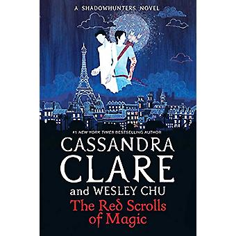The Red Scrolls of Magic by Cassandra Clare - 9781471162169 Book