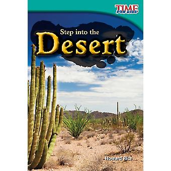 Step into the Desert by Howard Rice