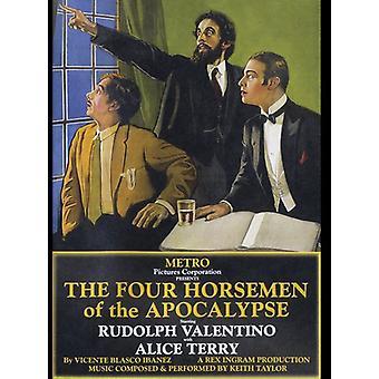 Four Horsemen of Apocalypse [DVD] USA import
