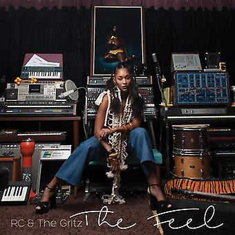 Rc & the Gritz - The Feel [CD] USA import