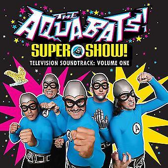 Super Show - Television Soundtrack: Volume One [CD] USA import