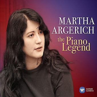 Argerich*Martha - Piano Legend (Best of) [CD] USA import