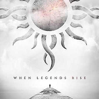 Godsmack - When Legends Rise [CD] USA import