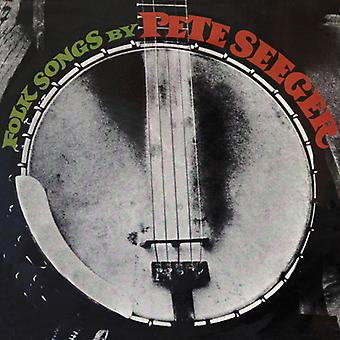 Pete Seeger - Folk Songs by.... [CD] USA import