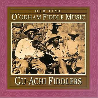 Gu-Achi Fiddler - Old Time O-apos;Odham Fiddle Music [CD] Usa import