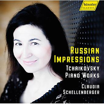 Russian Impressions [CD] USA import