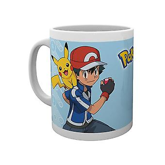 Pokémon, Mugg - Ash and Pikachu
