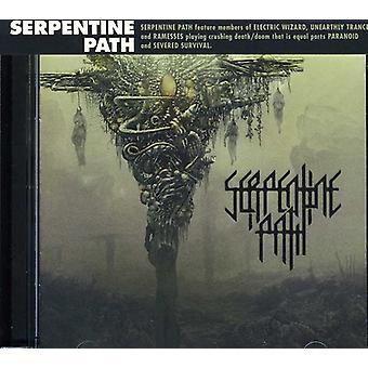 Serpentine Path - Serpentine Path [CD] USA import