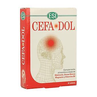 Cefadol 30 tablets