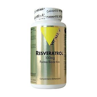 Resveratrol 100 mg 30 kapslar med 100 mg