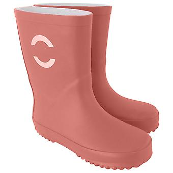 Mikk-line wellies faded rose pink