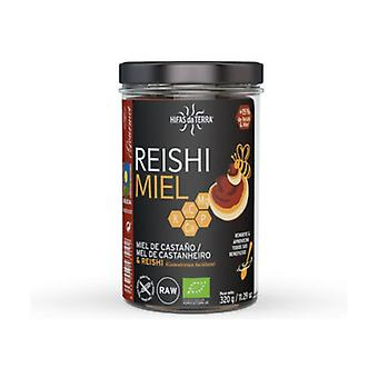 Organic Honey Reishi 320 g
