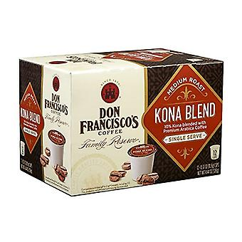 Don Francisco's Kona Blend Single Serve Καφές