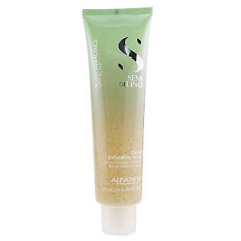 Semi di lino scalp rebalance gentle exfoliating scrub (dry scalp) 252485 150ml/5.3oz