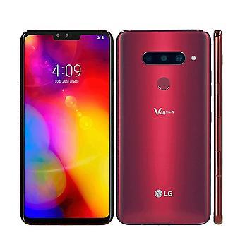 Smartfon LG V40 ThinQ V405EBW 6 Go/128 Go rouge