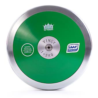 Low Spin Discus, 70% Rim Weight, 1.5kg