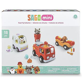 Sago mini - road trip collection