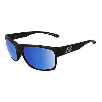 Dirty Dog Furnace Polarised Sunglasses (grey/blue)