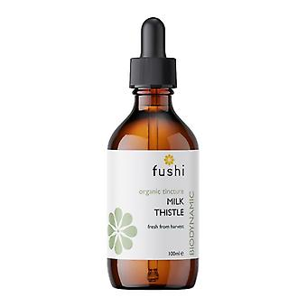 Fushi Wellbeing Organic Milk Thistle Tincture 100ml (F0020118A)