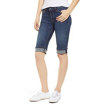 Hudson | Amelia Cuffed Knee Shorts