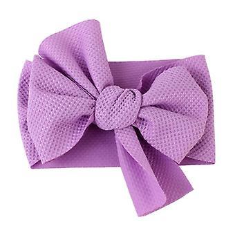 ربطة رأس الطفل، مرنة، التفاف رئيس طفل حديث الولادة طفلة اكسسوارات الشعر