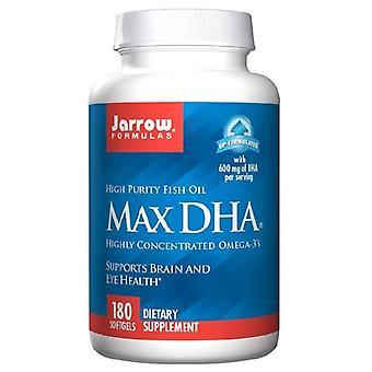 Jarrow Formler Max DHA , 180 Softgels