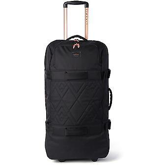 Rip Curl F-Light Global Rose Wheeled Luggage in Black