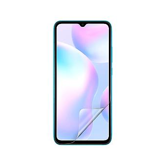Celicious Vivid Invisible Glossy HD Screen Protector Film Compatible with Xiaomi Redmi 9A [Pack of 2]