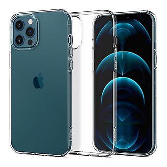 Stuff Certified® iPhone 12 Pro Max Transparent Clear Case Cover Silicone TPU Case