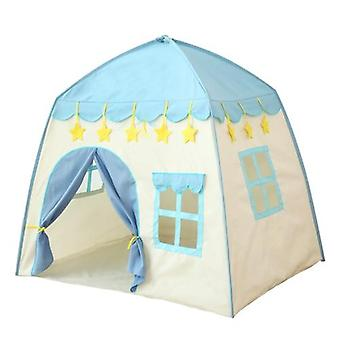 1.3m Portable's Wigwam Folding Tents, Tipi Baby Play-house Large-girls Pink