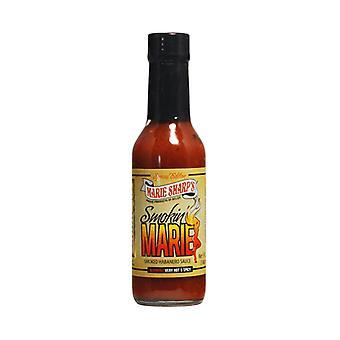 Marie Sharp's Smokin Marie Habanero Pepper Hot Sauce