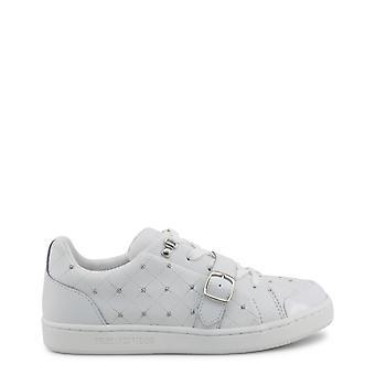Trussardi 79a00236 dames's synthetische leren sneakers