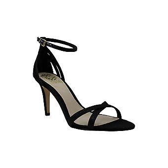 Vince Camuto Womens camron Open Toe Ankle Strap Classic Pumps