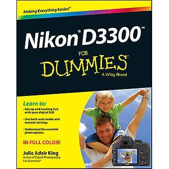 Nikon D3300 Pour les nuls