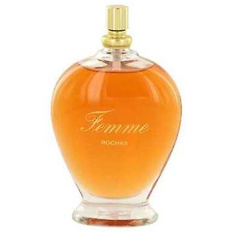 Femme Rochas By Rochas Eau De Toilette Spray (tester) 3.3 Oz (women) V728-526574