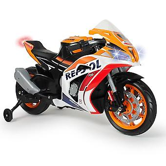 Licensed Injusa new honda repsol 12v kids ride on motorbike