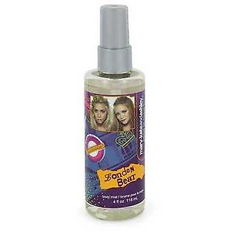 Coast to Coast Londen verslaan door Mary-Kate en Ashley Body mist 4 oz (vrouwen) V728-543968