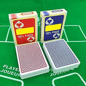 Plastic Waterproof Playing Cards