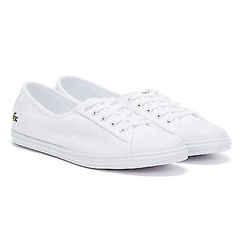 Lacoste Ziane BL 2 Womens White Trainers