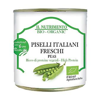 Fresh Italian peas None